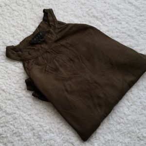 Tops - Olive Green Top
